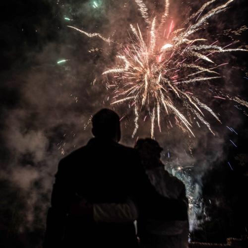 DJ PI Paweł Matusiak - najlepszy Dj na wesele, pokazy Laserowe, dekoracja Światłem, Trójmiasto, pomorskie | Pokaz fajerwerków