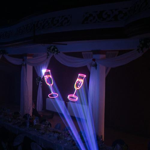 DJ PI Paweł Matusiak - najlepszy Dj na wesele, pokazy Laserowe, dekoracja Światłem, Trójmiasto, pomorskie | Pokazy laserowe